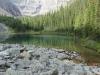 Emerald green Lake Minewakun