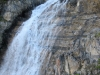 This is the waterfall from headwal go  left