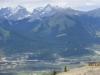 LtoR Mt Collumbola,Mt Allan,Mt Sparrowhark