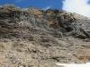 Under Mt Hungabee. Note JR bottom right