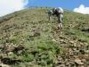 Final Stretch to Pocaterra Ridge
