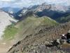 Pocaterra Ridge unfolds below
