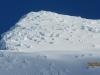 Close up of Mt Mackenzie