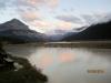 Tangle ridge  & Sunwapta River the from hostel