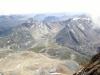 Un- named peak from ridge