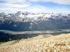 Rubble route glacier views