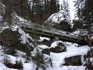 Sundance Canyon Bridge