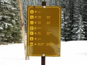 Banff Springs - Cross Country Skiing - Photo # 14