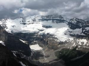Mt Victoria & Glacier