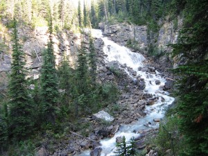 Sherbrook Creek Falls