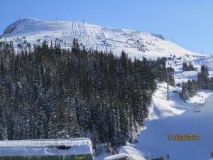 View of Angel Sunshine Village