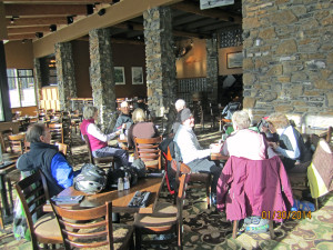 Chimney Lounge