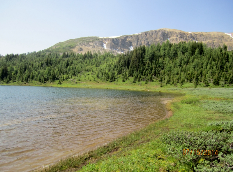 At Douglas Lake
