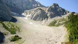 C- Level Cirque Banff Hike