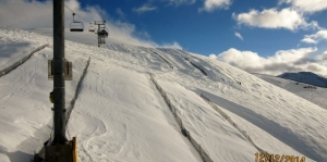 Some of the runs unnder the Angel & Divide chair will soon be open