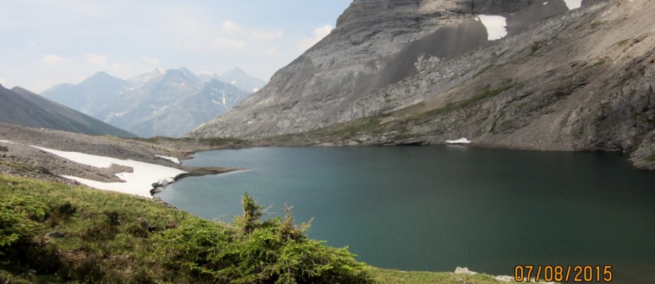 Headwall Lakes  to Fortress Mountain to Chester Lake