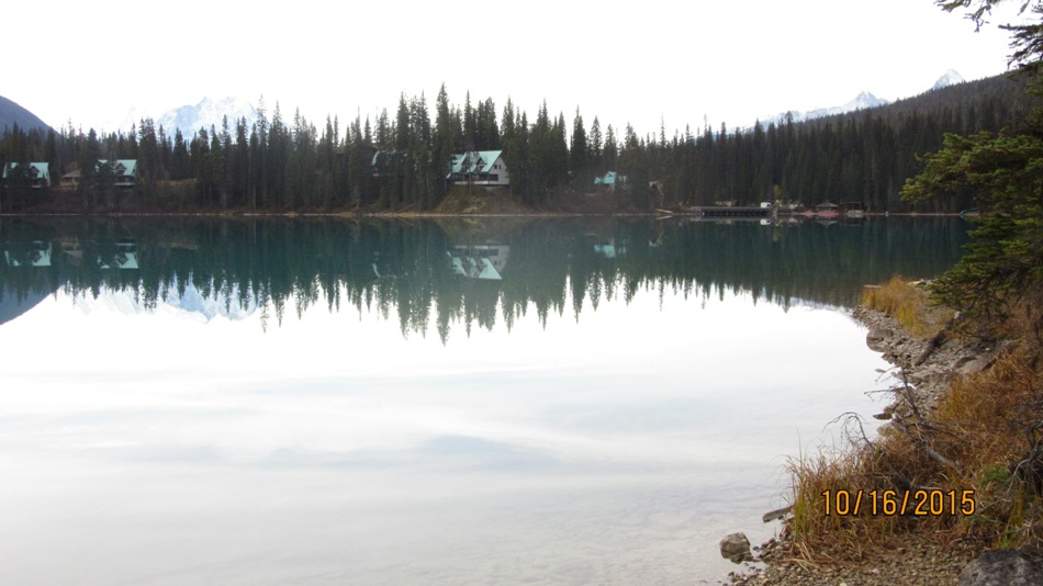 Emerald Lake & lodge