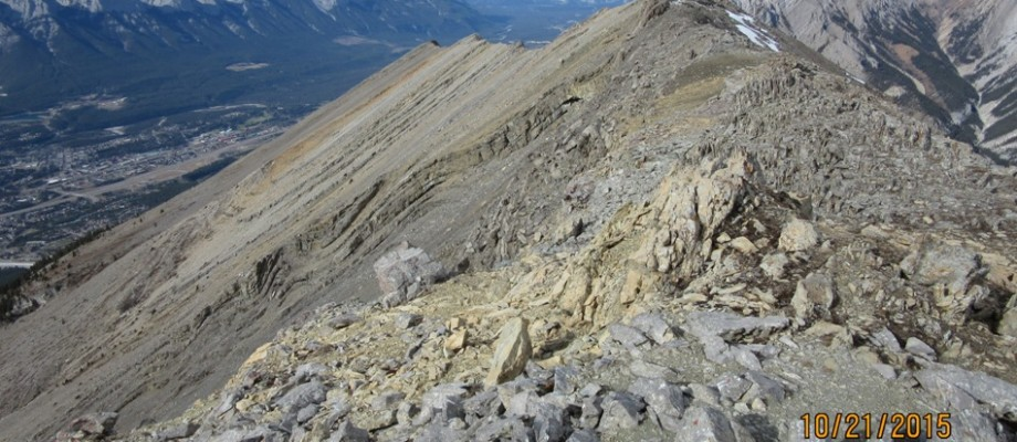 Grotto Mountain Traverse