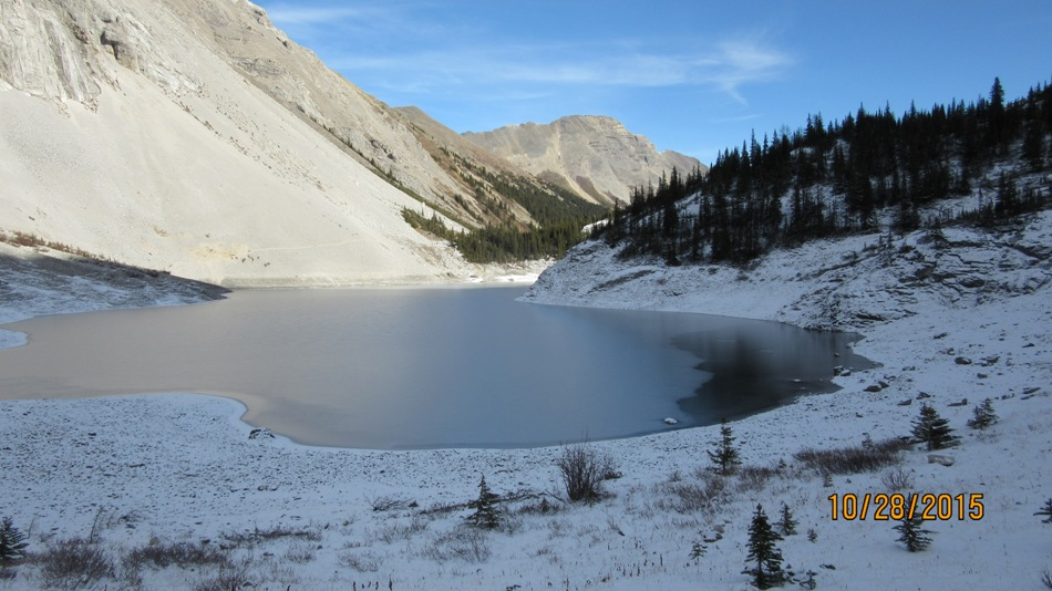 Lower Galatea Lake