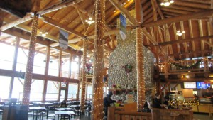 Christmas at the Lodge of the Ten Peaks