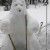 Polar Bear snowman at Wolverine