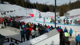 World Cup Biathlon Canmore Nordic Center
