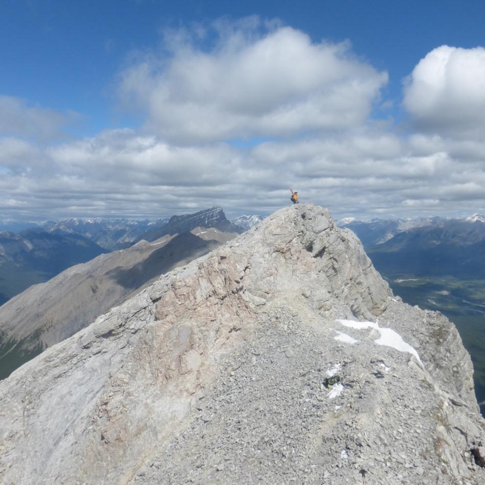 Bill on the summit