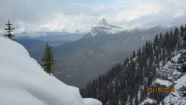 Mt Ishbel Shoulder