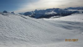 Sunshine Village Update Jan 21st