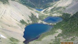 Southfork Mountain & Barnaby Ridge