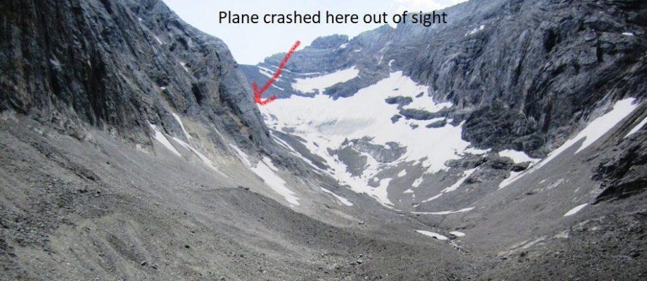 Elbow Lake to Rae Glacier