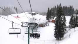 Lake Louise Opens Top of the World and Summit Platter Nov 12